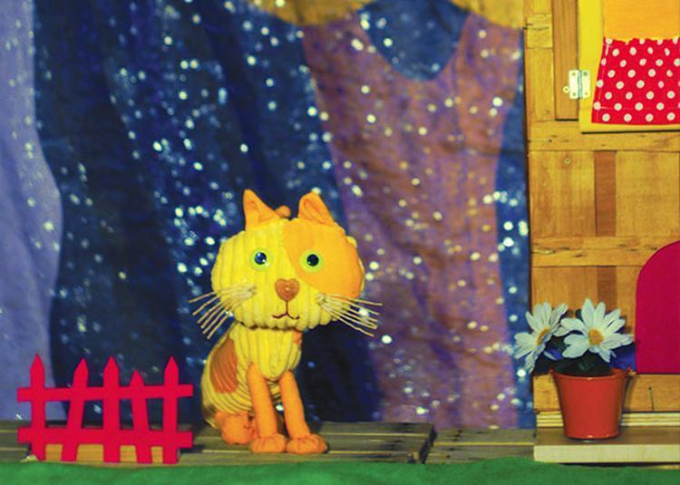 Filocha le petit chat - spectacle pour les tout-petits à Albi