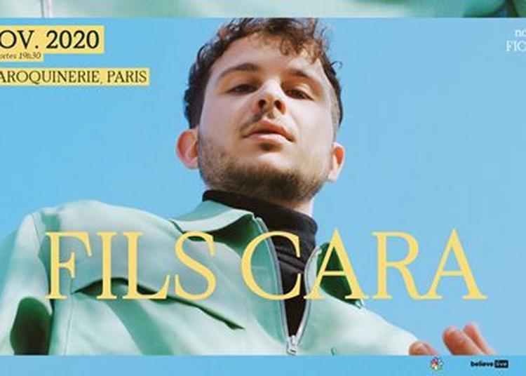 Fils Cara à Paris 20ème