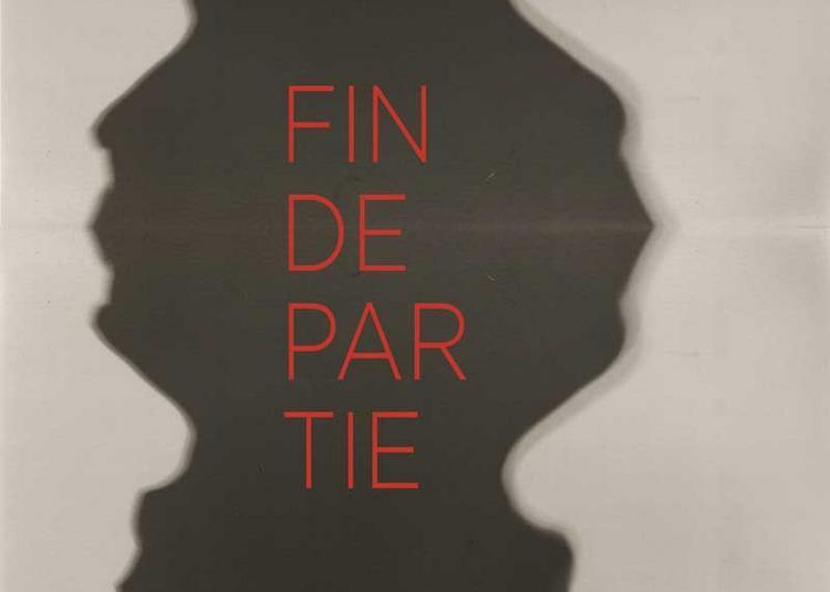 Fin de partie de Samuel Beckett à Paris 15ème