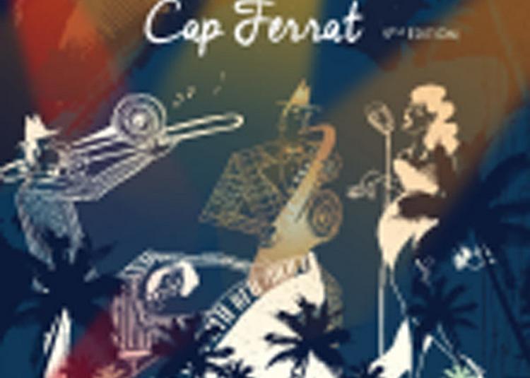 Fiona Monbet - Manu Katche à Saint Jean Cap Ferrat