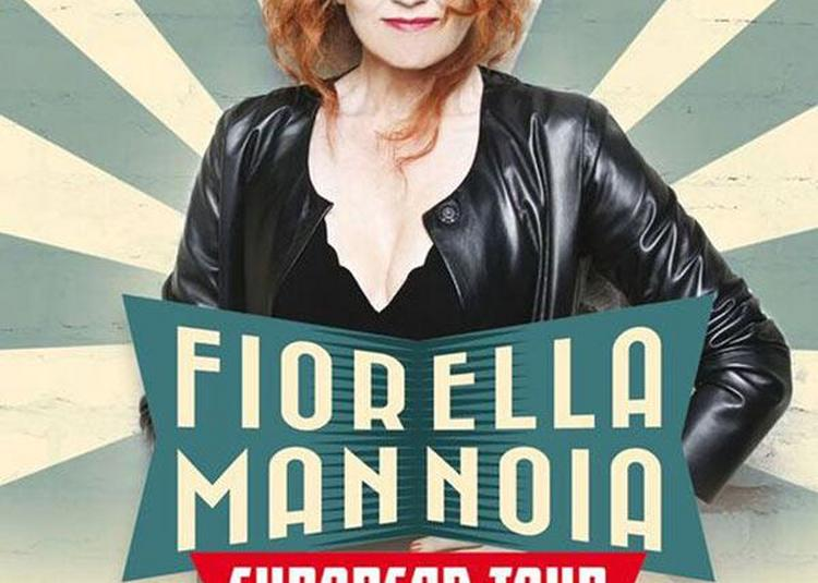 Fiorella Mannoia à Paris 11ème
