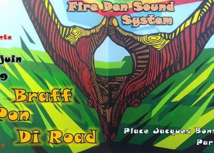 Fire Den Sound System à Paris 10ème