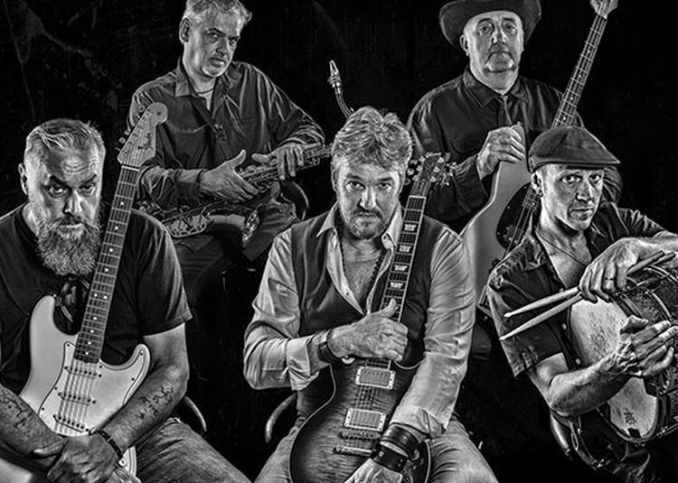 Five Bluesmen Et Blues Kikckers à Saint Maximin la Sainte Baume