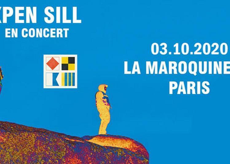 Fixpen Sill - report date de mars à Paris 20ème