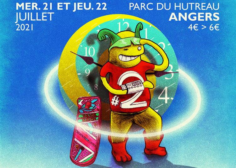 Fun'Kids #2 à Angers