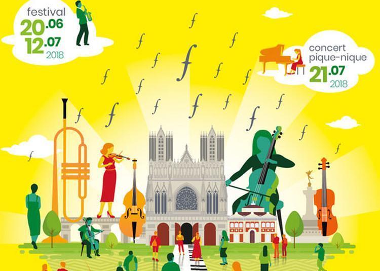 Flaneries Musicales de Reims 2018