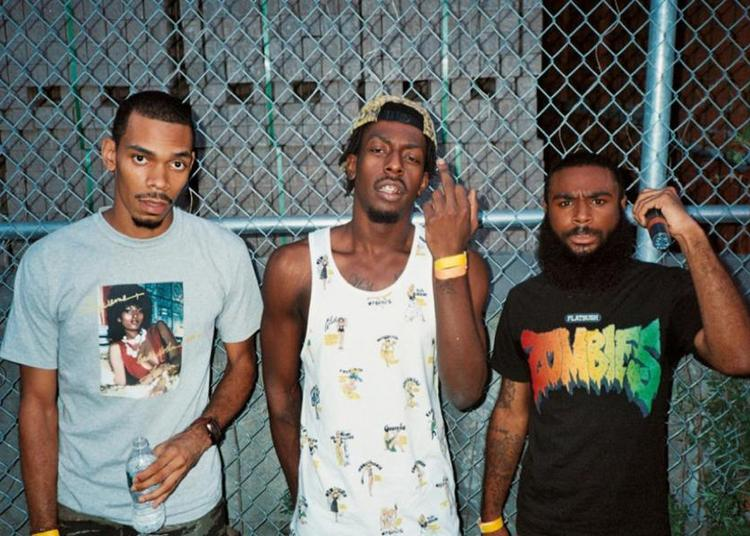 Flatbush Zombies à Paris 18ème
