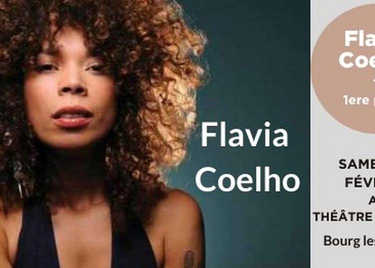 Flavia Coehlo à Bourg les Valence