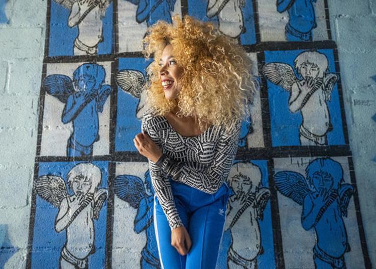 Flavia Coelho à Nanterre