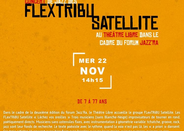 Flextribu Satellite à Saint Etienne