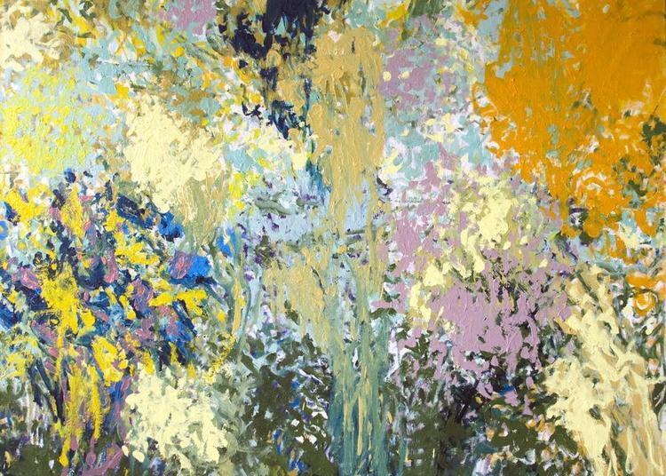 « Floraisons » -  Exposition  De Clotaire Lehoux à Le Taillan Medoc