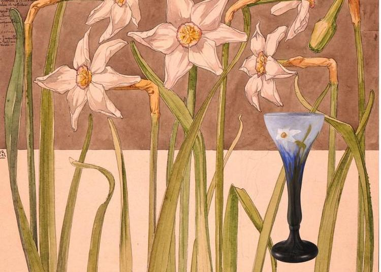 Flore 1900 : Une Exposition Art Nouveau Sous L'arc Héré à Nancy