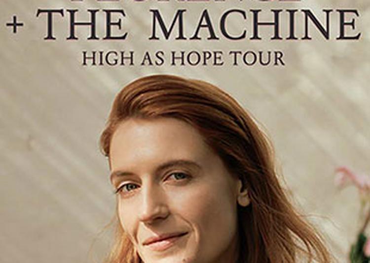 Florence and the Machine à Paris 12ème