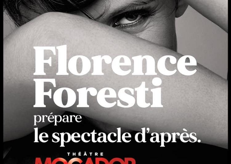 Florence Foresti - le spectacle d'après à Orléans