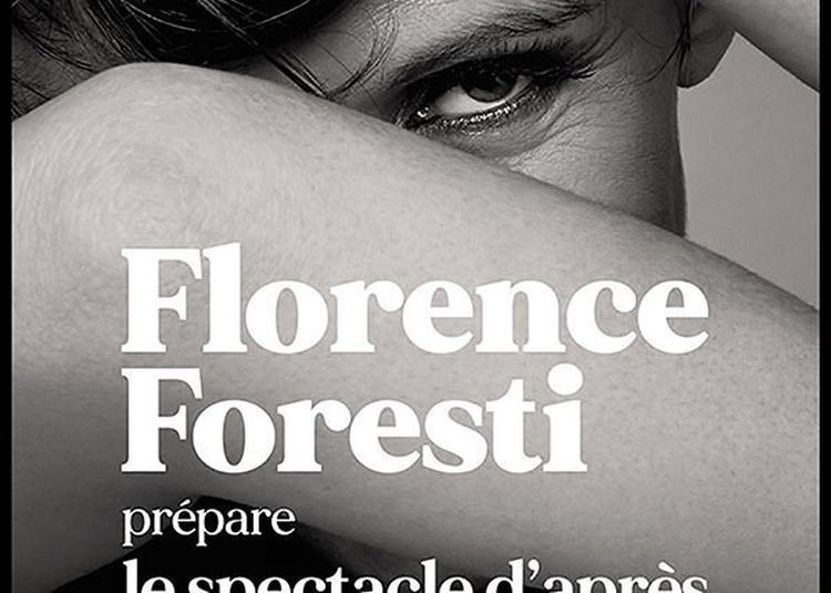 Florence Foresti à Longjumeau