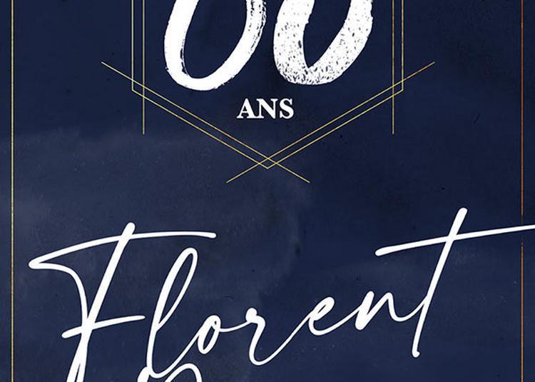 Florent Pagny - La Tournée des 60 ans à Boulazac