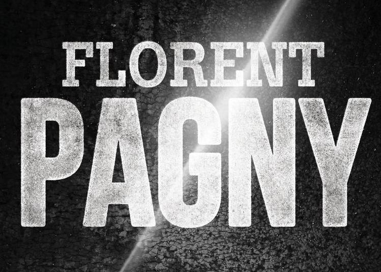 Florent Pagny à Le Mans