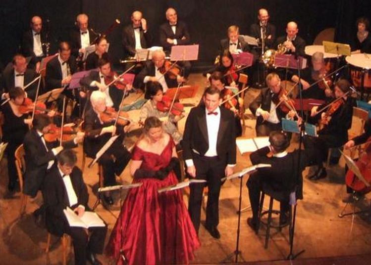 Florilège de l'opéra français à Paris 7ème