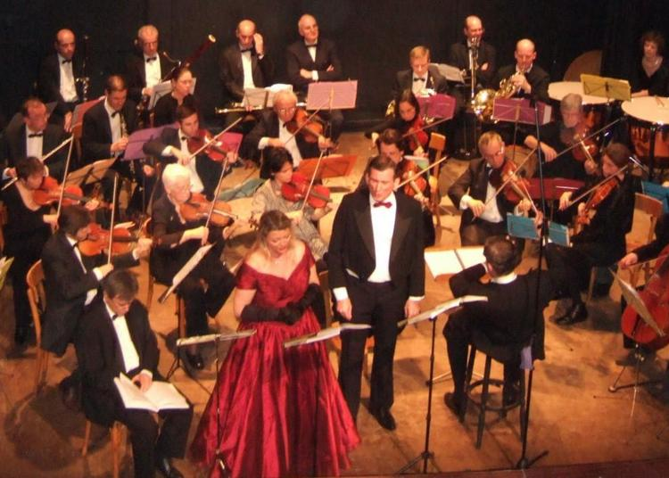 Florilege De L'opera Francais à Paris 7ème