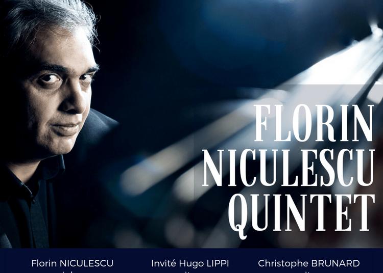 Florin Niculescu Quintet à Paris 14ème