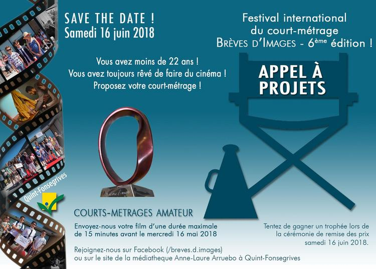 Brèves d'Images : Festival international du court-métrage 2018