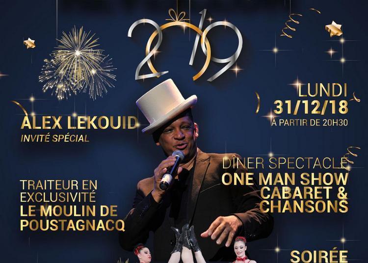 Diner & Spectacle - Réveillon 2019 à Messanges