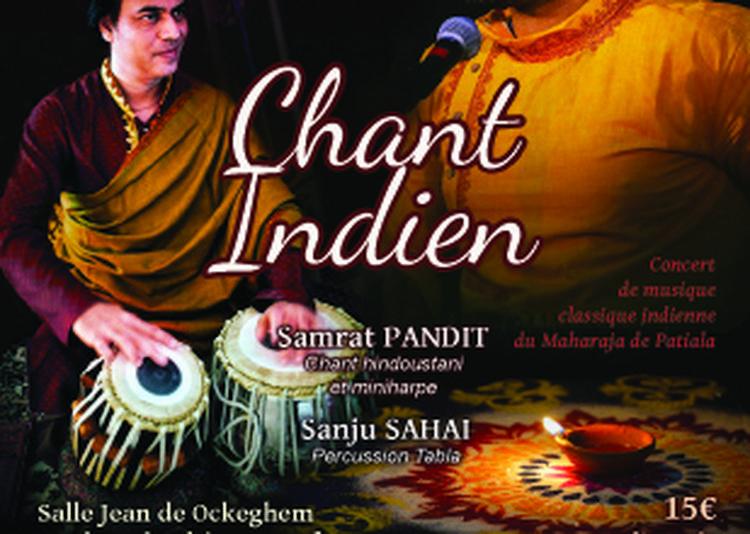 Concert de musique indienne à Tours