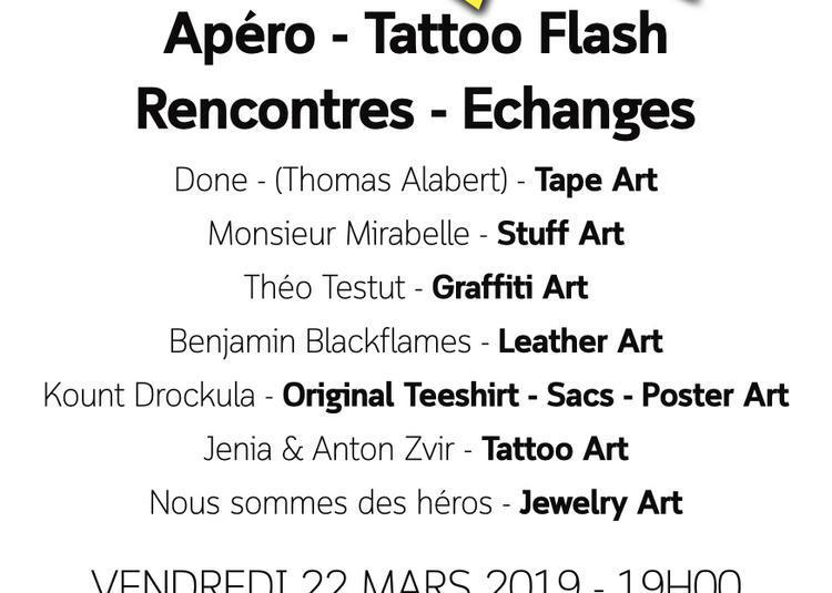 Soirée Pop Culture à Marseille