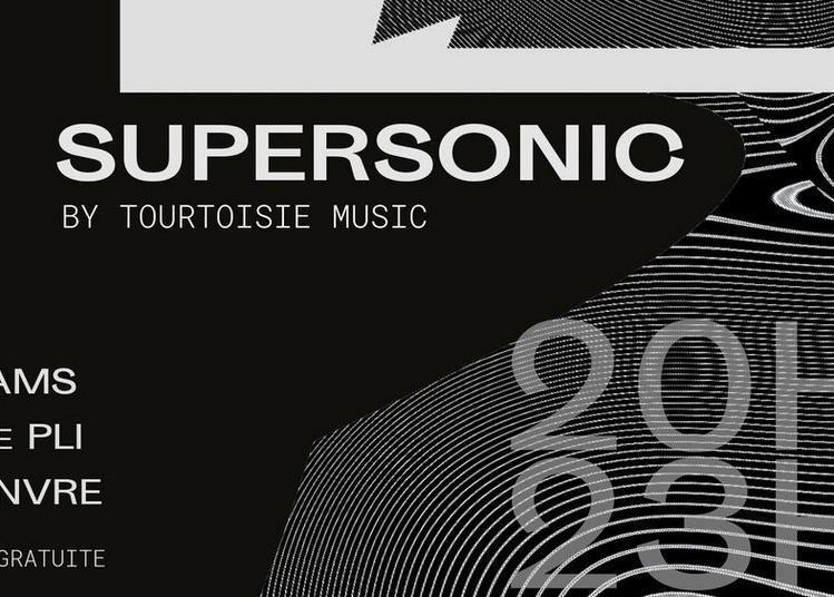 Foams - 8e Pli - Chanvre / Tourtoisie Music à Paris 12ème