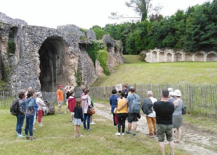 Focus Amphithéâtre : 2000 Ans D'histoire, De L'antiquité à Nos Jours à Saintes