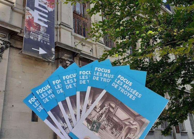 Focus Sur L'ancienne Abbaye Et Premier Musée Troyen ! à Troyes