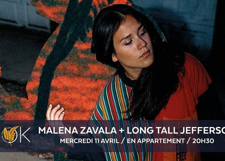 FOK #2 : Malena Zavala et Long Tall Jefferson à Nancy