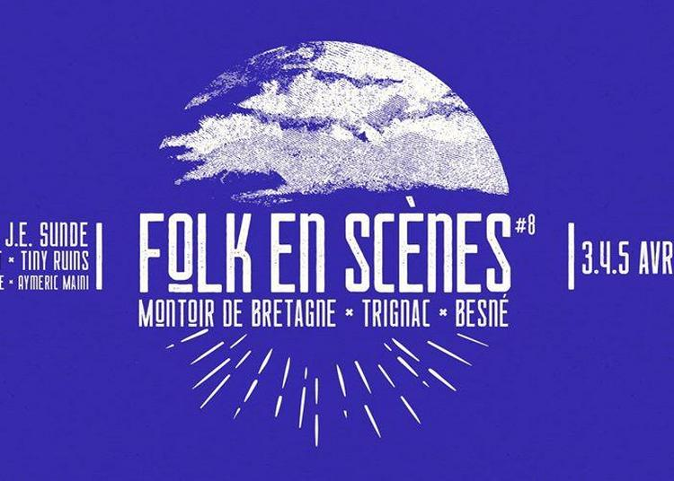 Folk En Scenes - Pass 2j Vd - 21h00 à Saint Nazaire