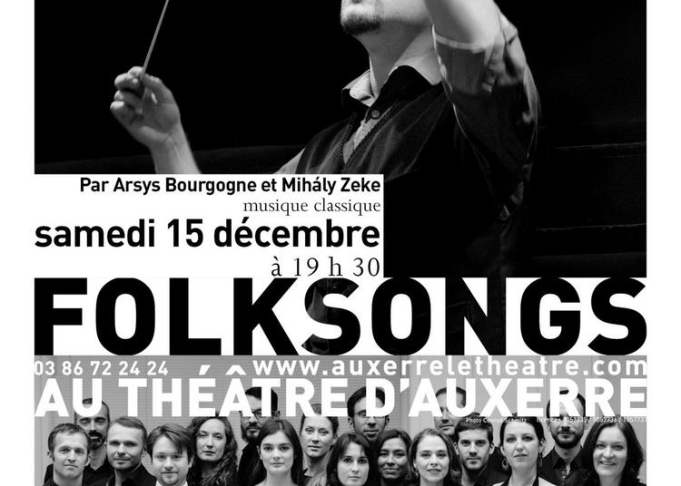 Folksongs à Auxerre