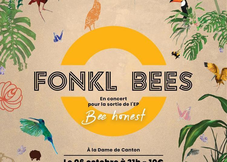 Fonkl Bees à Paris 13ème