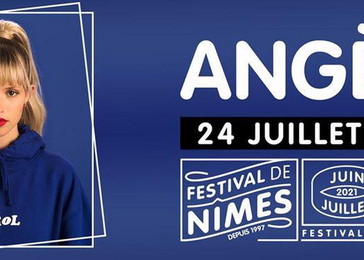 Angèle - Report à Nimes