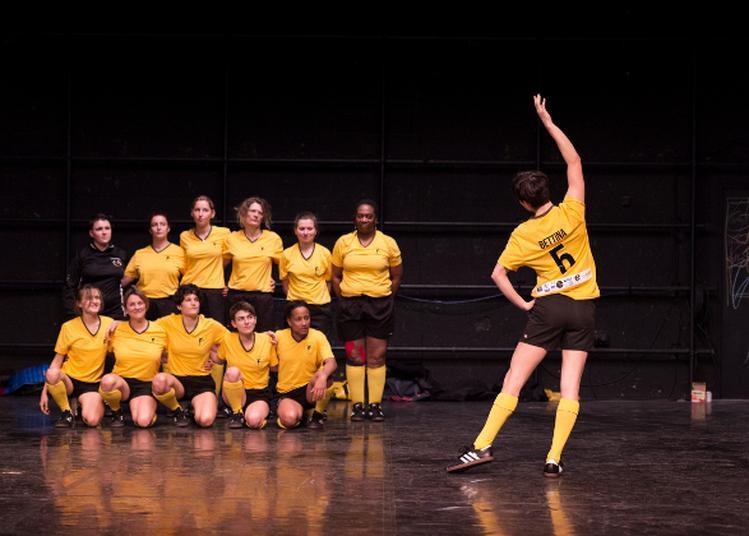 Footballeuses à Elancourt