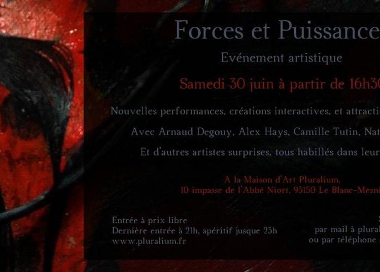 Forces et Puissances à Le Blanc Mesnil