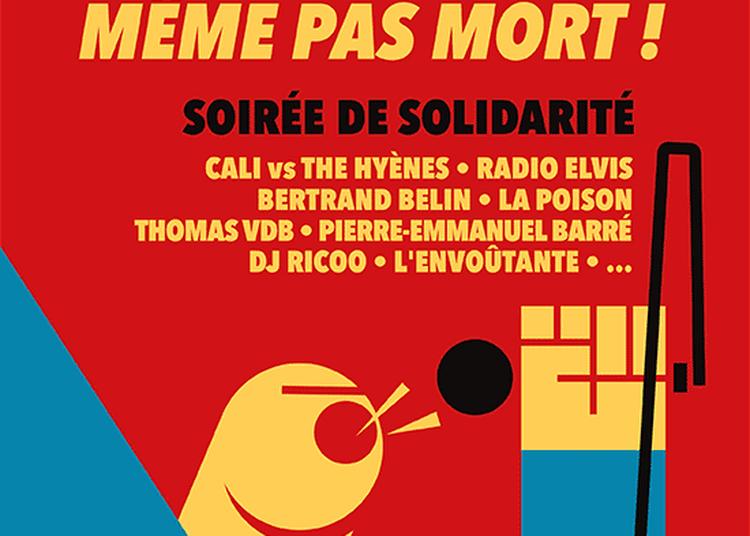 Ford Blanquefort, Même Pas Mort (concert De Soutien) à Merignac