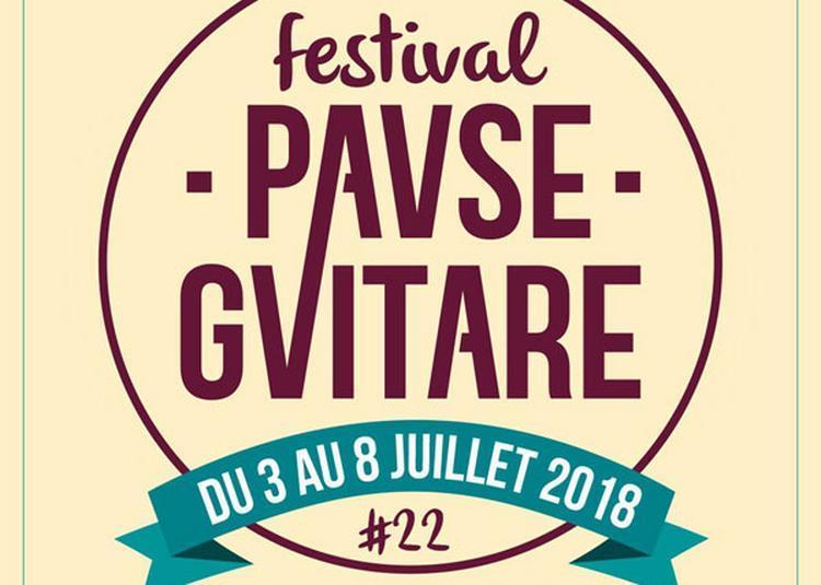 Forfait 3j Pause Guitare 2018-V-S-D à Albi