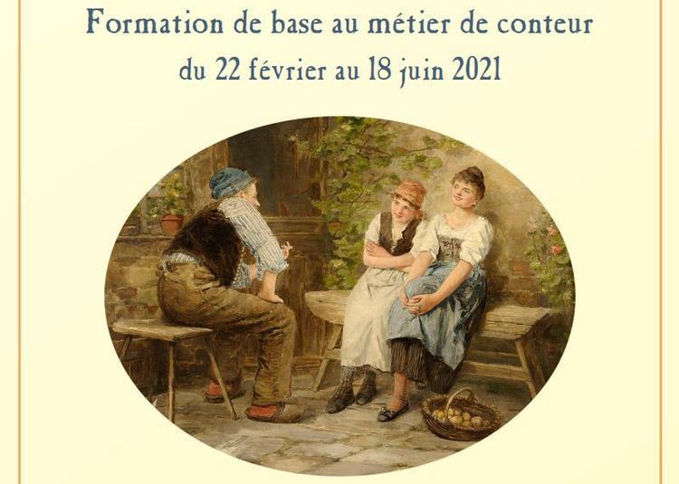 Formation L'art du Conteur 2021 à Dourgne