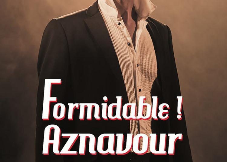 Formidable ! Aznavour à Le Cannet