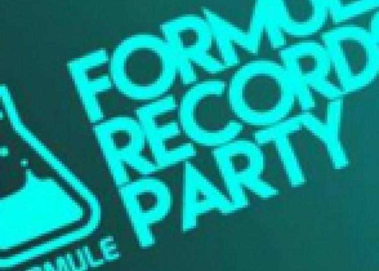 Formule Party : Borussia / Adam Polo / Anelli / C-Ven à Paris 13ème
