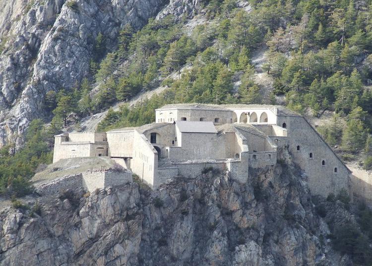 Fort Des Salettes (patrimoine Mondial De L'unesco) à Briancon