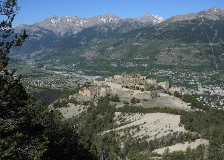 Fort Du Randouillet (patrimoine Mondial De L'unesco) à Briancon