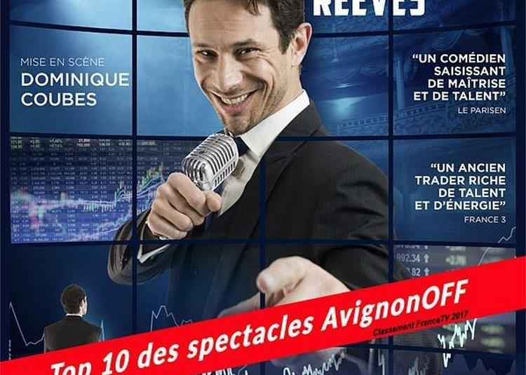 Fouad Reeves Dans Goodbye Wall Street à Tours