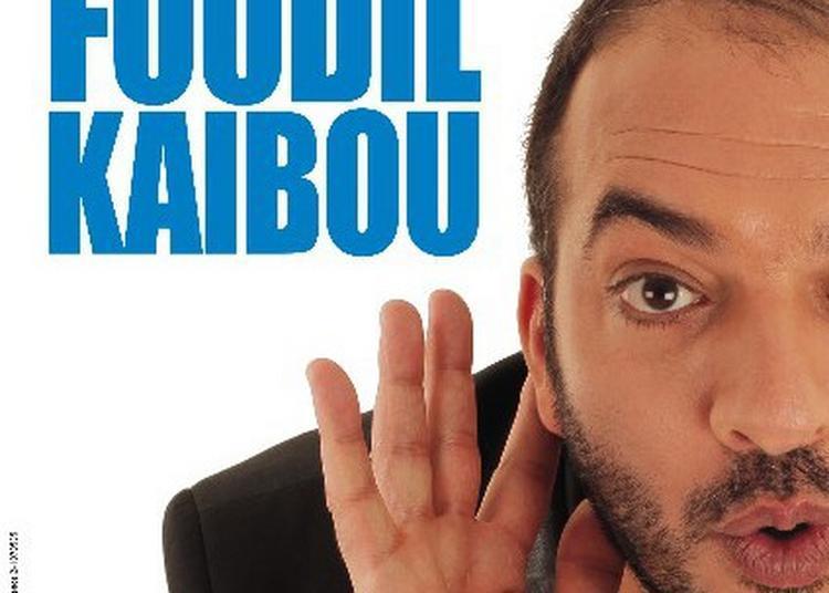 Foudil Kaibou à Pegomas