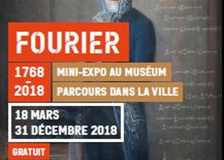 Fourier 1768-2018 à Auxerre