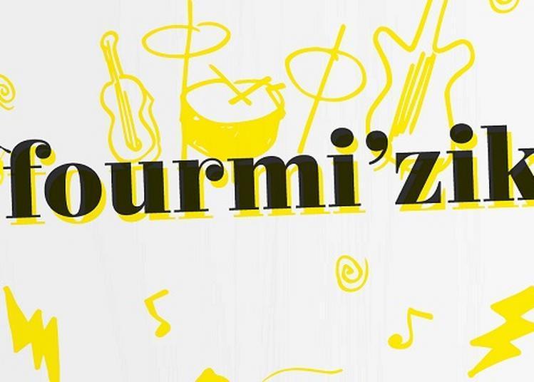 Fourmi'Zik à Saint Coulomb