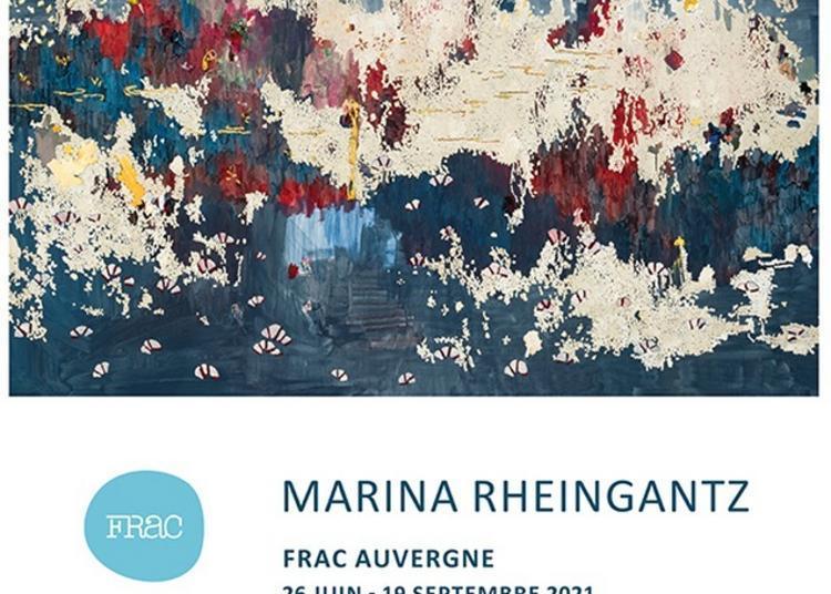 Frac Auvergne, Exposition De Marina Rheingantz à Clermont Ferrand